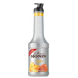 MONIN PUREE MANGO 1LT PET (4)