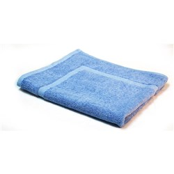 ESSENTIAL BATH MAT CVD SKY BLUE 500X700MM 650GSM (20)