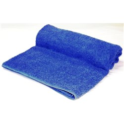 ESSENTIAL BATH TOWEL CVD NAVY BLUE 700X1400MM 450GSM (40)