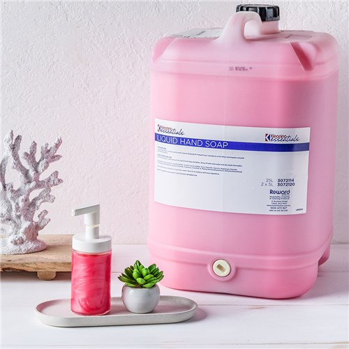LIQUID HAND SOAP PINK 25LT