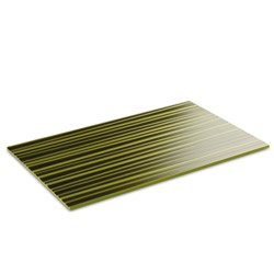 ASIA PLUS BAMBOO TRAY GN 1/4 265X162MM MELAMINE (2)