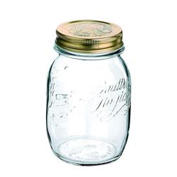 QUATTRO STAGIONI JAR 500ML W/ SCREW TOP LID (12)