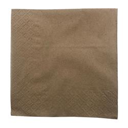 2PLY COCKTAIL NAPKIN KRAFT 2000/CTN