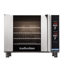 CONVECTION OVEN 1/1 GN DIGITAL/ELECTRIC 810X616X625MM
