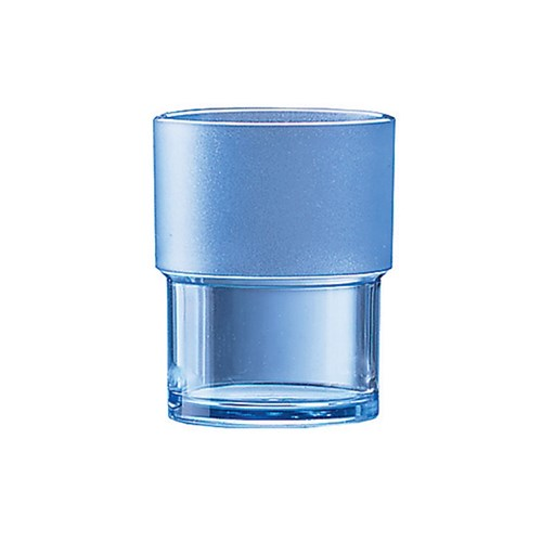 SAINT ROMAIN TUMBLER 200ML BLUE (10/50)