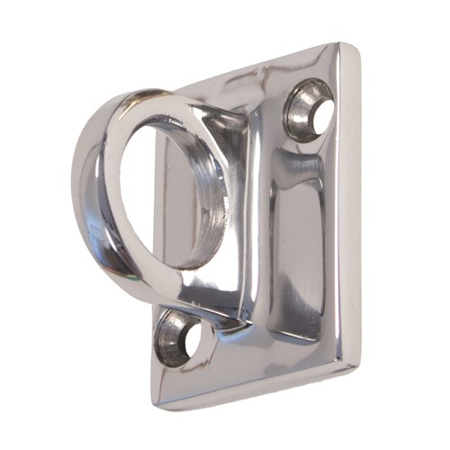 Classic Barrier Rope Wall Hook Chrome Mounting Parts Inc 5 1848075 Reward Hospitality