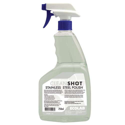 STAINLESS STEEL POLISH 750ML CLEANSHOT (6)