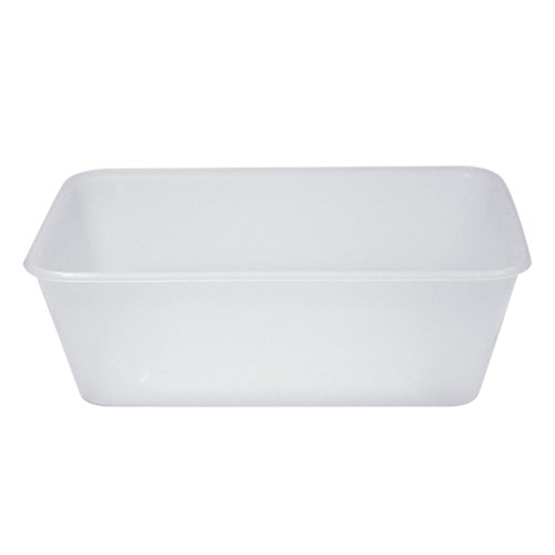 RECTANGLE CONTAINER 750ML FREEZER GRADE 50/PKT (10)