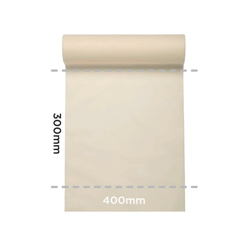 LISAH TABLE RUNNER / PLACEMAT IVORY 24MTX40CM (4)