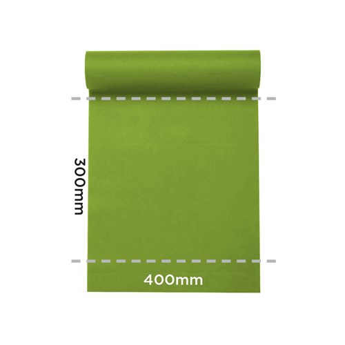 LISAH TABLE RUNNER / PLACEMAT GREEN APPLE 24MTX40CM (4)