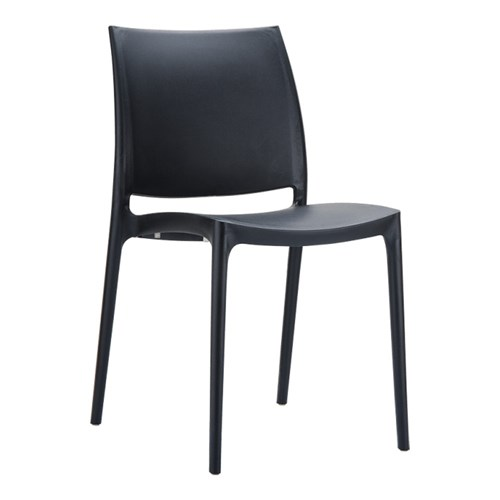 MAYA CHAIR BLK