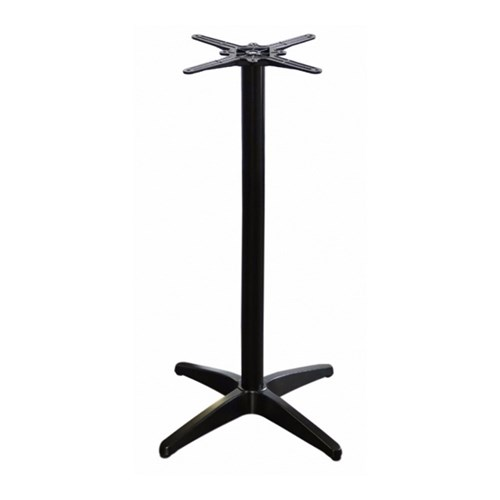 ASTORIA BLK BAR TABLE BASE